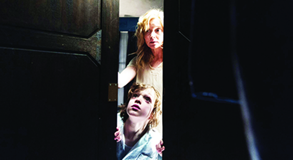 The Babadook screens Tue 10/21, 8:30 PM.