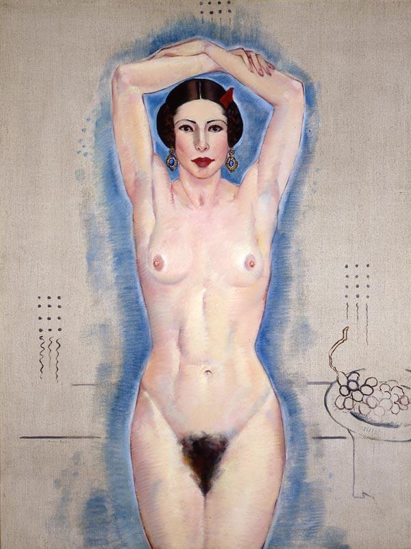 Macena Barton, <p>Self-portrait</p>