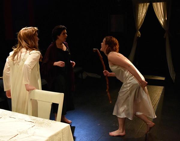 Federico García Lorca's <i>The House of Bernarda Alba</i> gets a new adaptation from Redtwist Theatre.