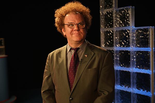 John C. Reilly as Dr. Steve Brule