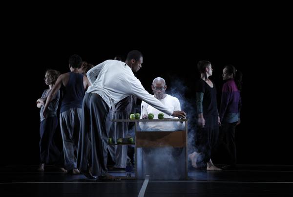 Bill T. Jones and the Arnie Zane Dance Company perform Story/Time