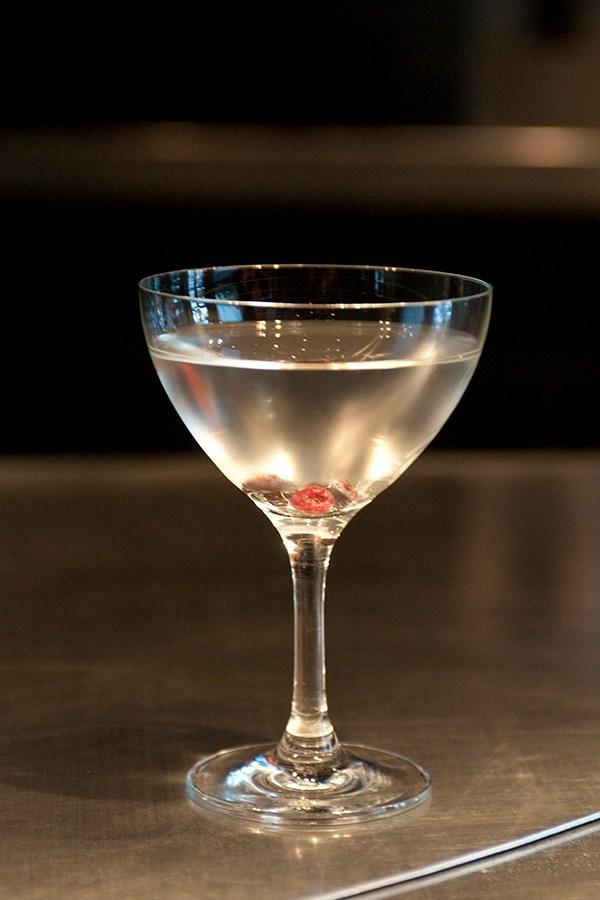 Micah Melton's Bleu Cheese Martini