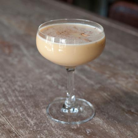 Natalia Cardena's lentil cocktail