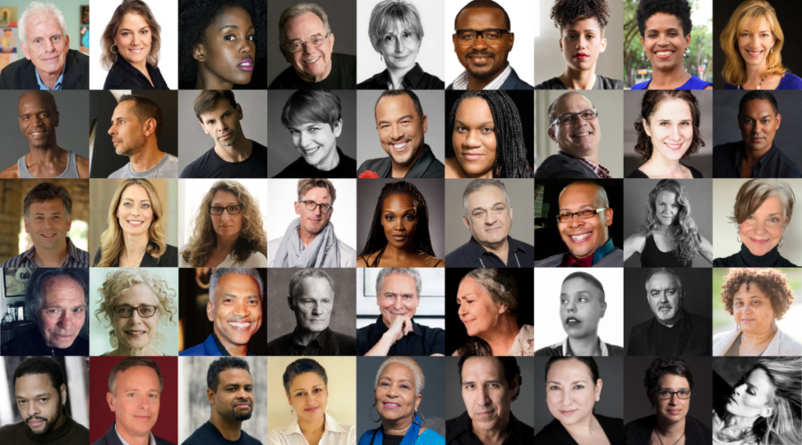 Participants in the Chicago Dance History Project Interview Marathon