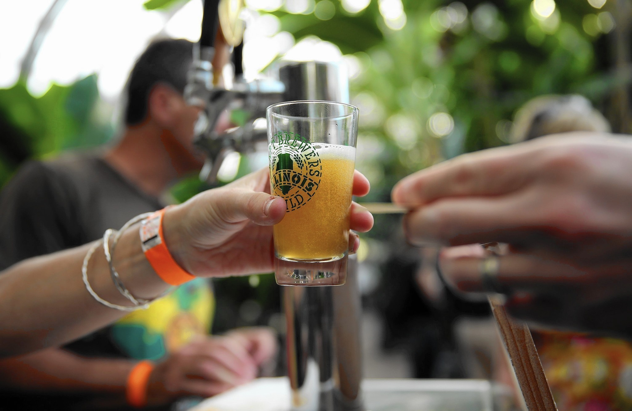 The bar's always open at the Chicago Craft Beer Festival Saturday 7/22-Sunday 7/23.