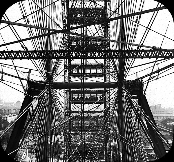 Ferris Wheel, George W.G. Ferris, 1893