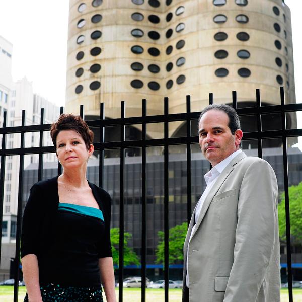 Christina Morris and Jonathan Fine