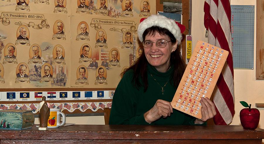 <i>Christmas Bingo: It's a Ho-Ho-Holy Night</i>