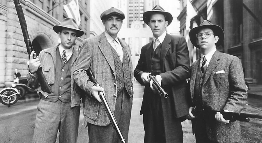 <i>The Untouchables</i> serves as inspiration for the Cinema Supper Club's four-course meal on Tue 8/30.