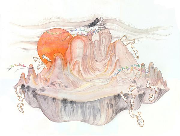 <i>Climate Change (Volcano Rabbits)</i>
