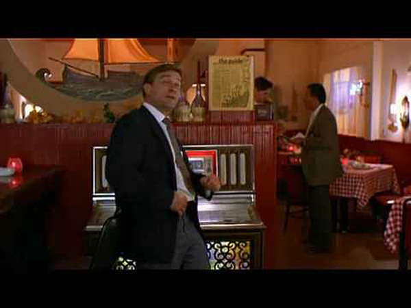 Robert De Niro in Mad Dog and Glory