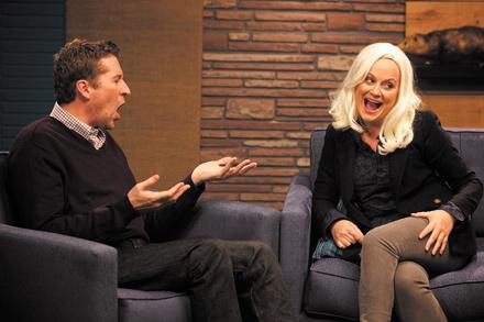 Amy Poehler on IFC's Comedy Bang! Bang!