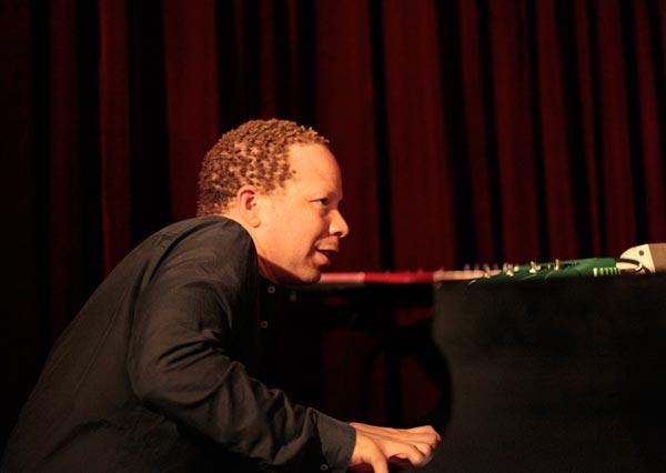 Pianist Craig Taborn