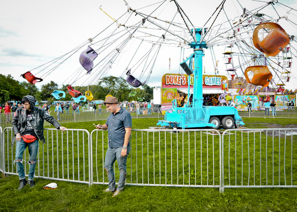 Part concert, part carnival