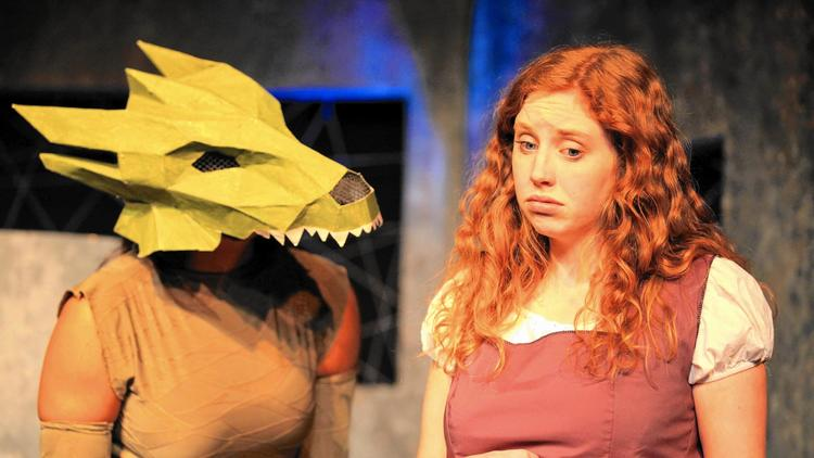 <i>Guarding the Princess</i>, part of the Young Playwrights Festival