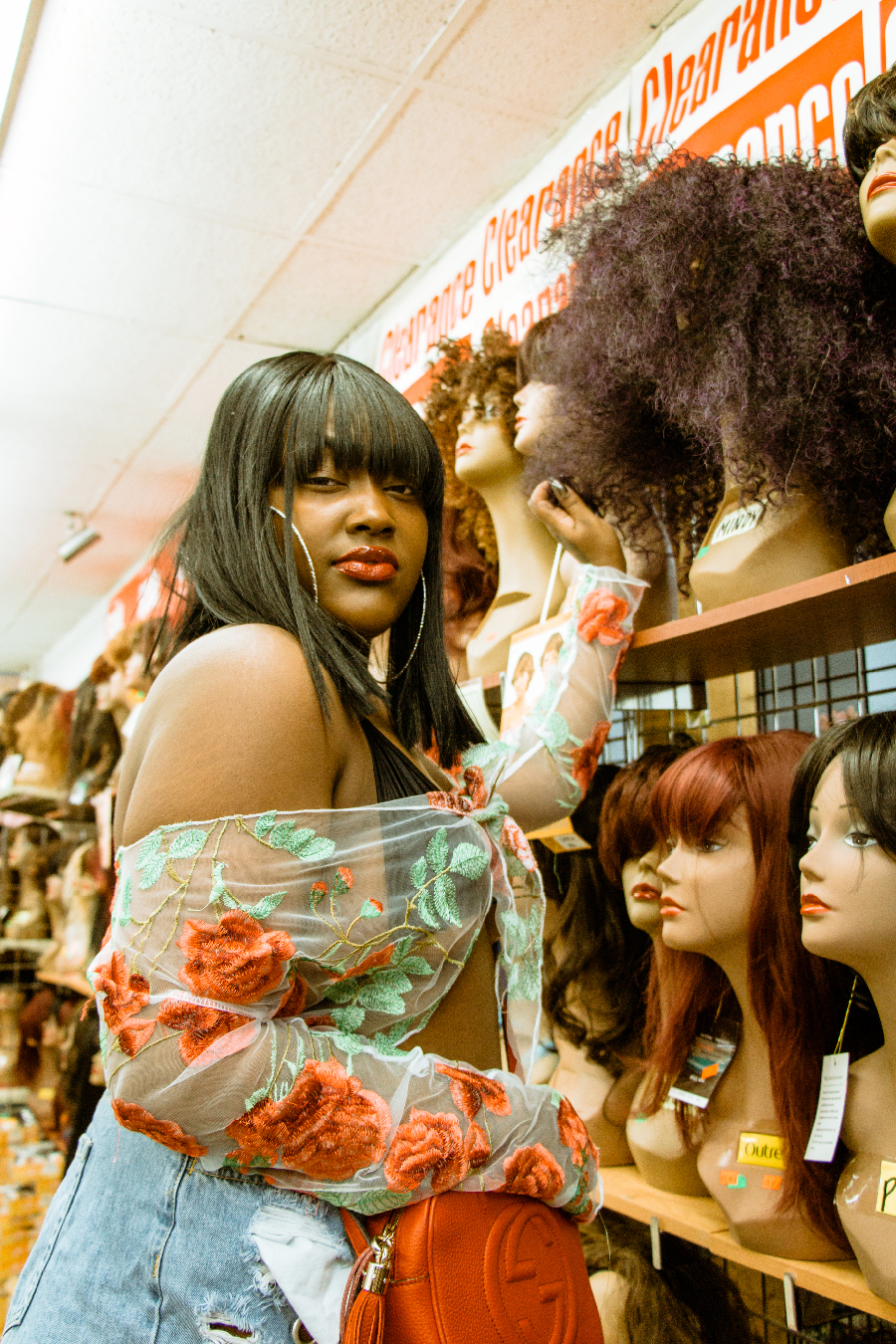 Cupcakke and the girls