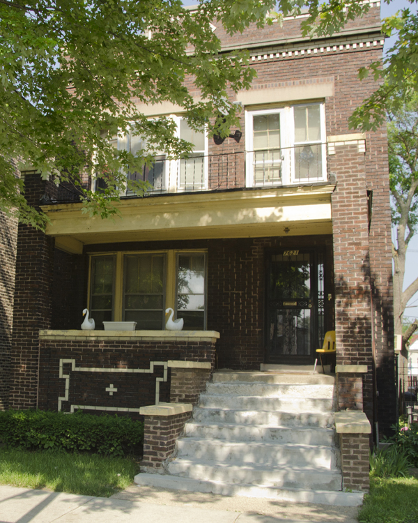 Did Richard J. Daley once live here? It's not in Bridgeport.