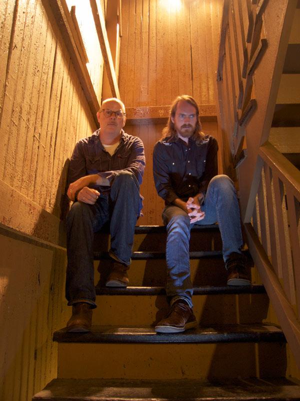 Douglas McCombs & David Daniell