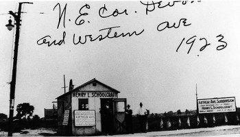 Devon and Western in 1923