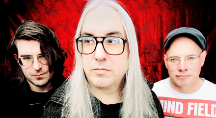 This year, Dinosaur Jr. fuels the eco-friendly fest
