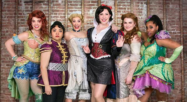 <i>Disenchanted!</i>, at the Broadway Playhouse