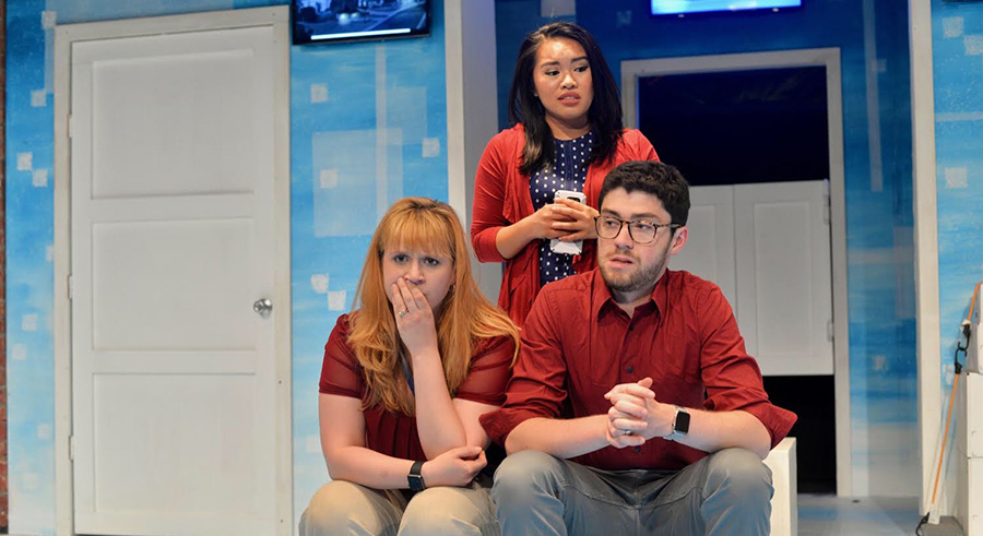 The Cuckoo's Theater Project's <i>Distracted</i>