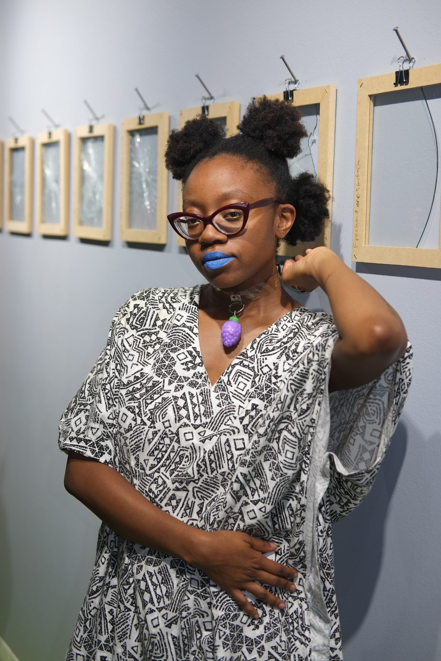 Aniysa's collective promotes free and open-to-the-public workshops focused on black femininities.
