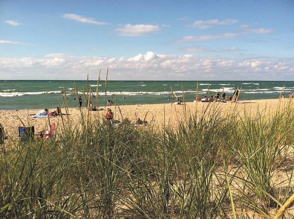 The Indiana Dunes