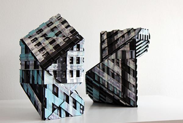 Work by Elena Manferdini