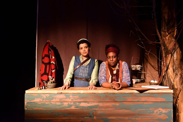 The New Colony's <i>Even Longer and Farther Away</i>, at the Den Theatre