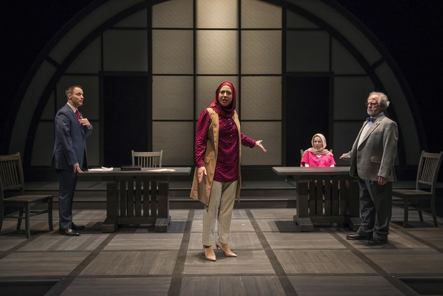 Northlight Theatre's <i>Faceless</i>