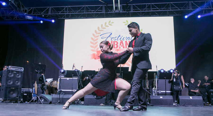 Traditional Cuban dancing is part of this weekend's Festival Cubano.