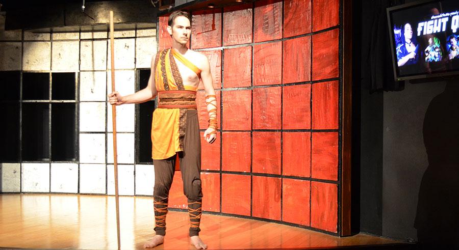 <i>Fight Quest</i>, at ComedySportz