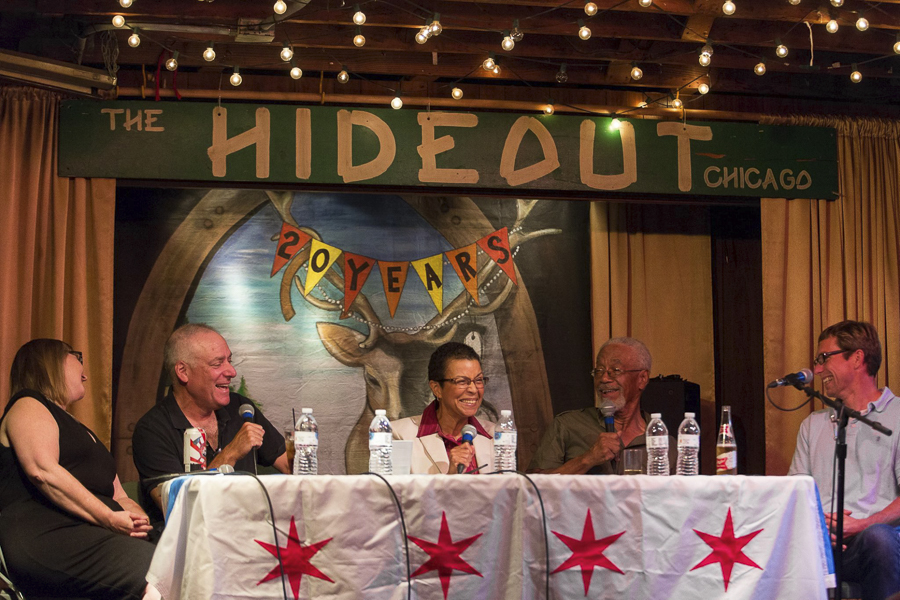 The Hideout hosts a special First Tuesdays With Mick and Ben on Fri 3/31.