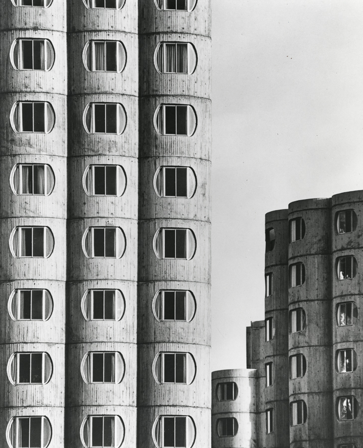Completed in 1966, the Raymond Hilliard Homes were the CHA's final attempt at high-rise public housing.