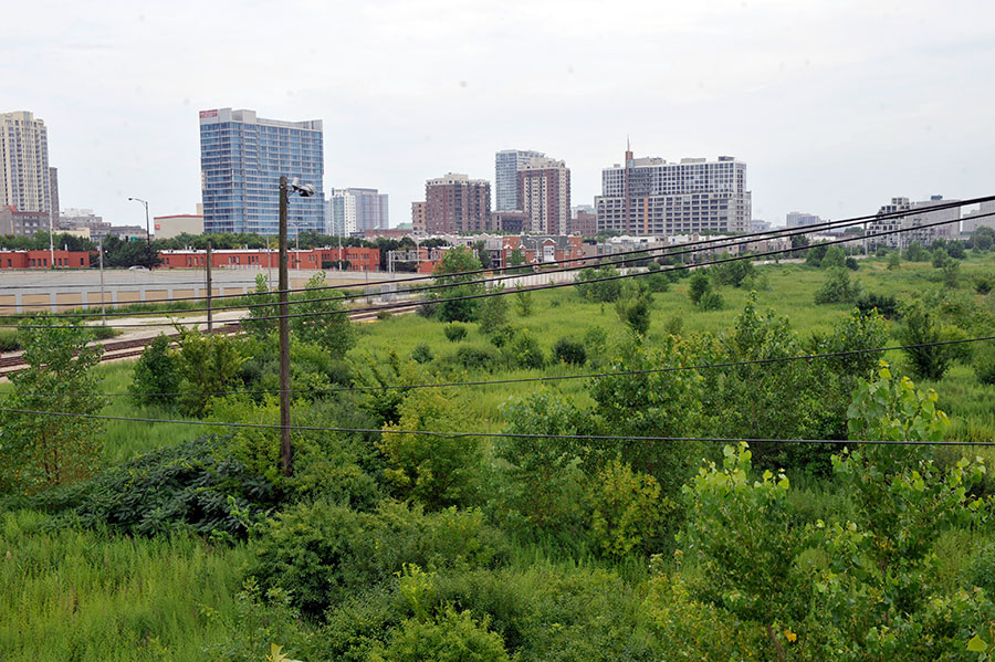 Rezko Village: 62 acres of prime South-Loop real estate once owned by Tony Rezko.