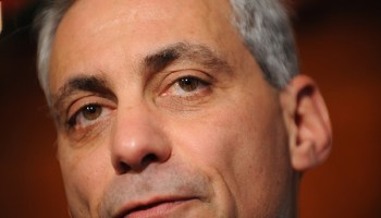Mayor Emanuel could end up unopposed in the February municipal election.