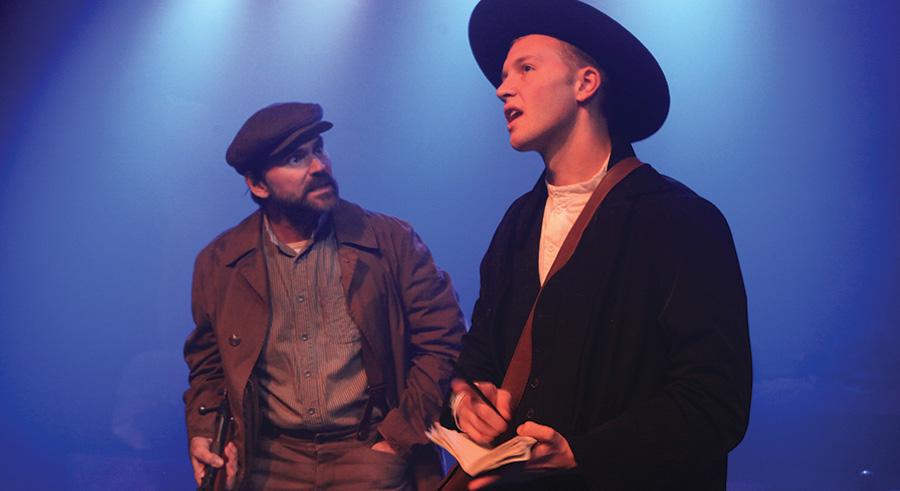 Interrobang Theatre Project's <i>Foxfinder</i>