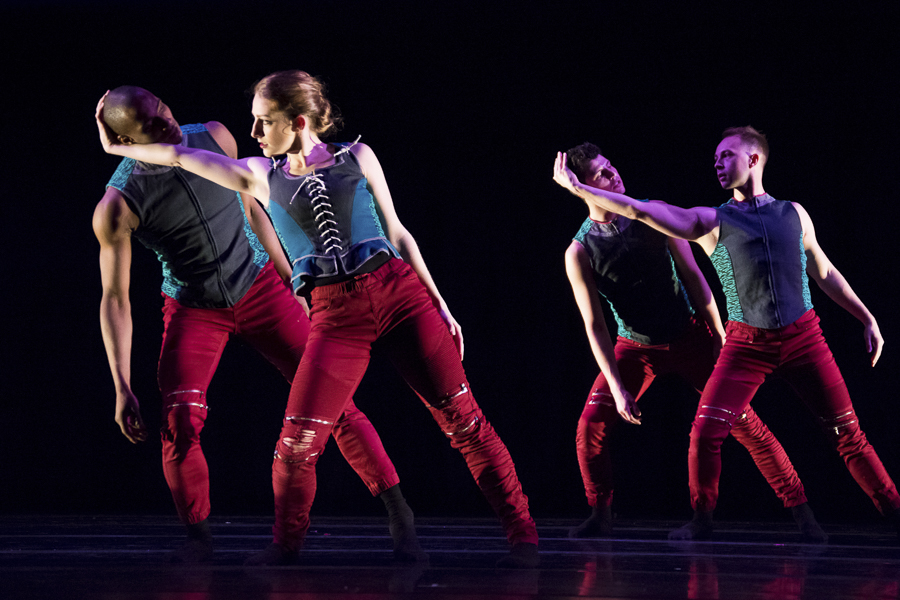 Thodos Dance Chicago performs one last time as an ensemble on Sat 3/11.