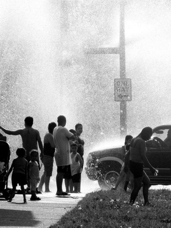 "Open Hydrant, 2639 W. LeMoyne / <a href=""http://www.flickr.com/photos/gabrielxmichael/4641590609/in/faves-chicagoreader/"">Gabriel X. Michael</a>"