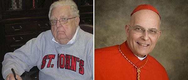 Tom Roeser, Cardinal Francis George