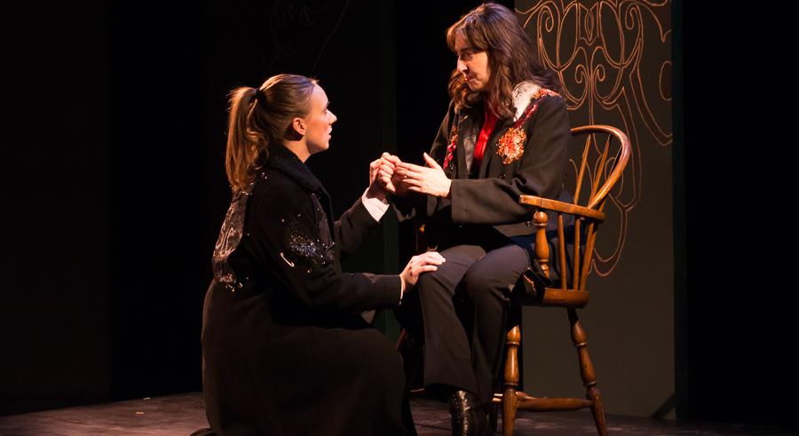 Promethean Theatre Ensemble's <i>Gross Indecency: The Three Trials of Oscar Wilde</i>