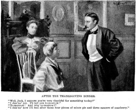 Cartoon published in Harper's Magazine, November 1894