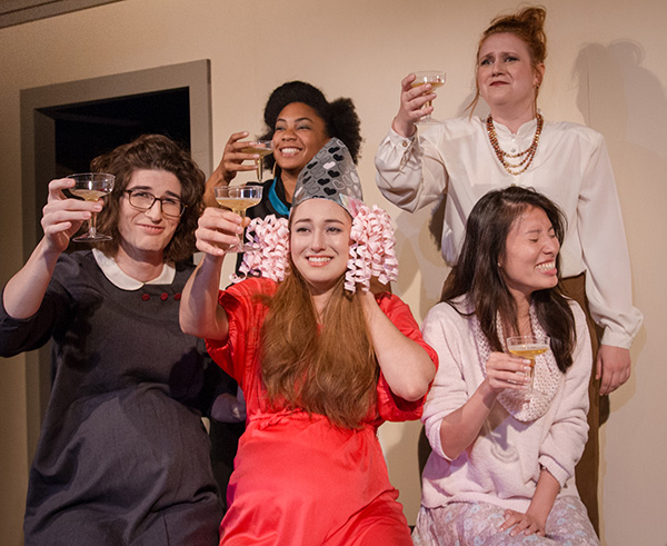 The Cuckoo's Theater Project's <i>The Heidi Chronicles</i>
