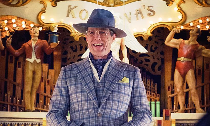 Hugh Grant in <i>Paddington 2</i>