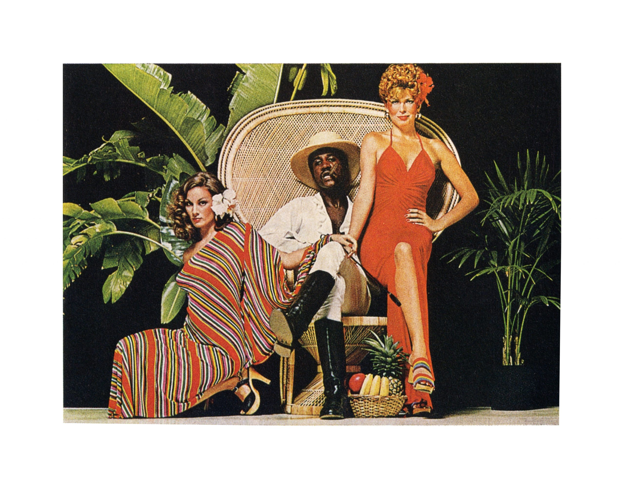 Hank Willis Thomas, <em>Are You the Right Kind of Woman for It?</em> 1974/2007