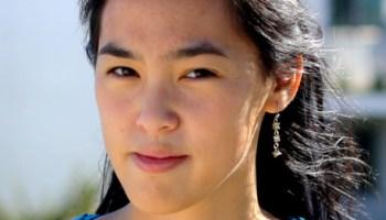 Lauren Yee, who wrote <i>Samsara</i>