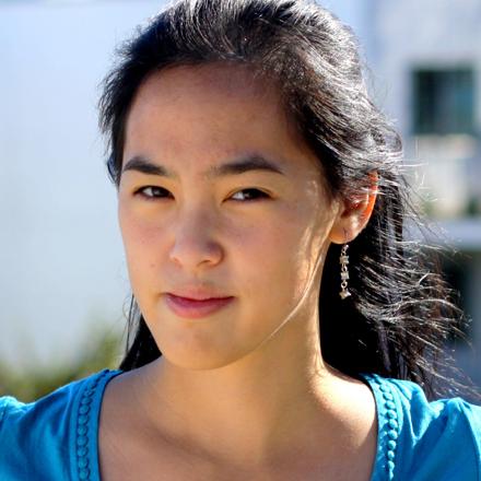 Lauren Yee, who wrote Samsara
