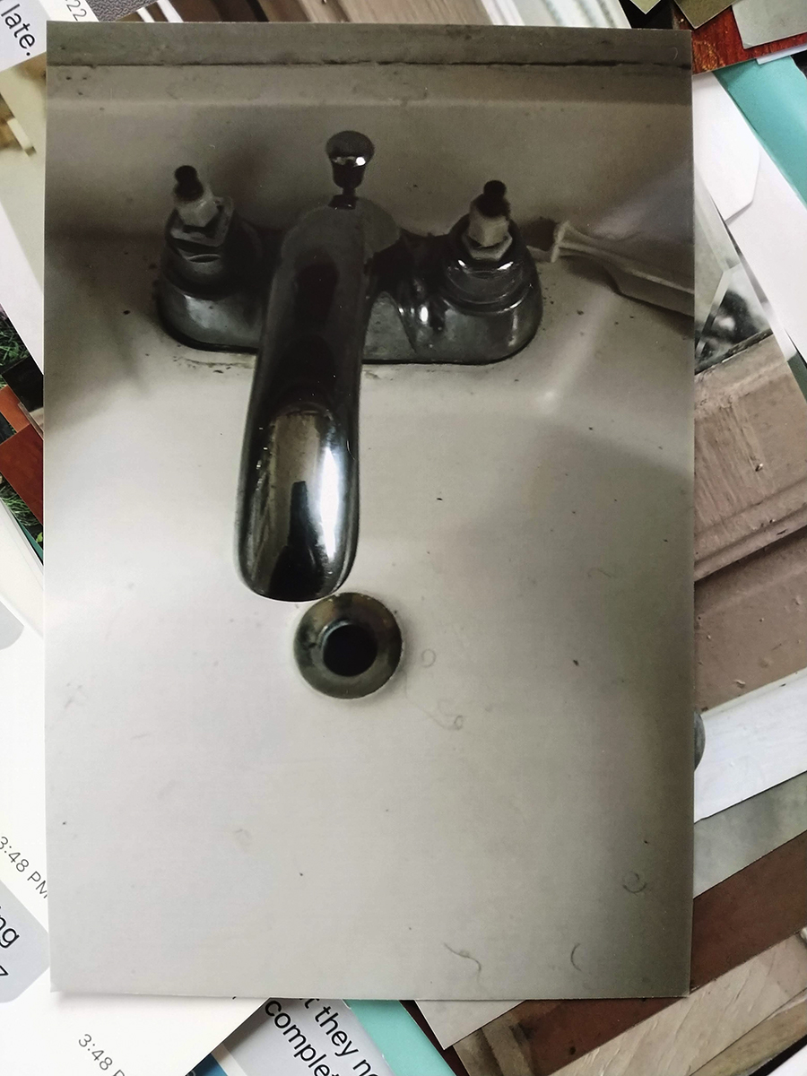 The faucets in Murphy's apartment are broken and require pliers to turn. Her rent is $900 per month.