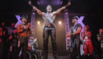 Best Gay Festival: International Mr. Leather